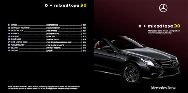 Mercedes-Benz muzički miks 30