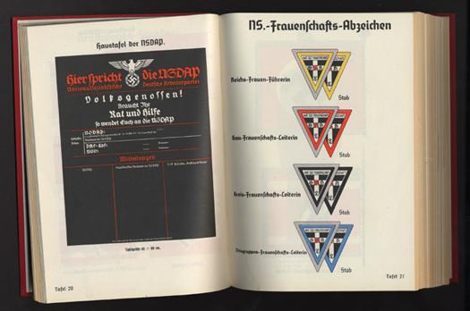 Nacistička knjiga grafičkih standarda