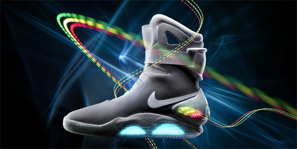 Nike Mag – najskuplja serija patika