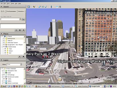 Google Earth od sada u 3D foto-realističnosti