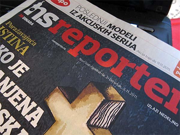 NSreporter novi novosadski nedeljnik