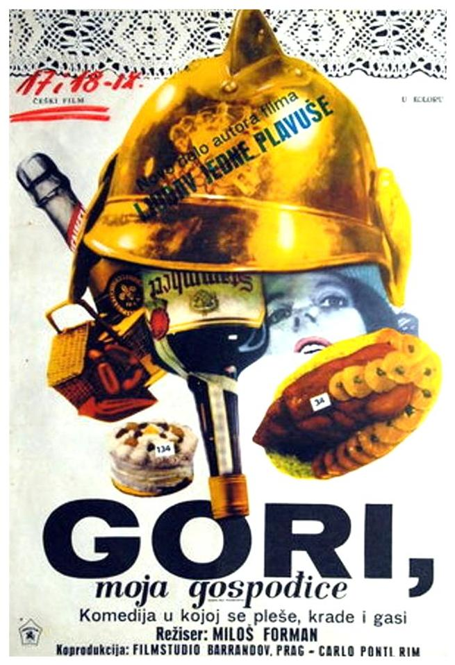 Jugo filmski plakat