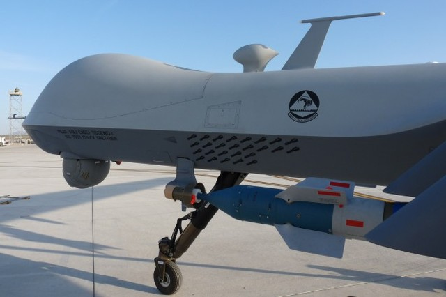 Times Square – odmazda za napad dronova