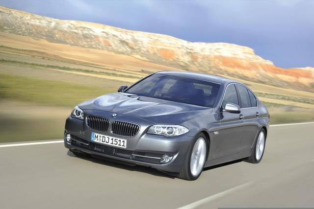 Nova BMW Serija 5 zvanično predstavljena