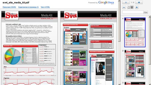 Konačno PDF pregledač unutar Gmaila