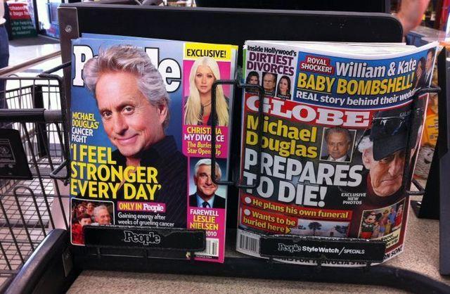 Dva suprotna pogleda na celebrity-je