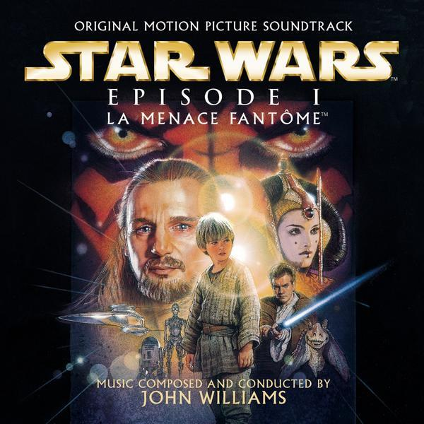 "Muzika: ""Star Wars Episode 1"""