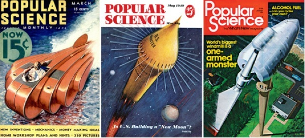 "Besplatna arhiva magazina ""Popular Science"""
