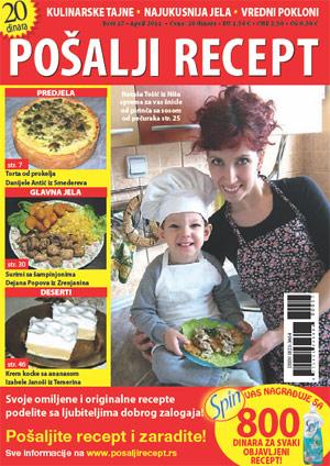 Najtiražniji magazin u Srbiji