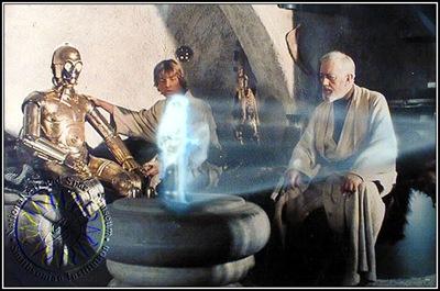 Prva TV upotreba holograma