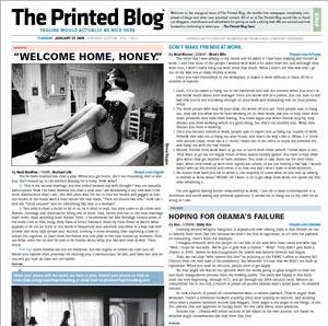 Blogerske novine