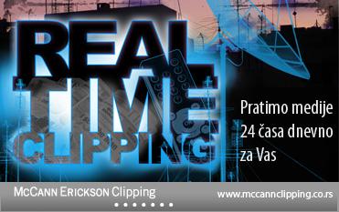 U McCann Clippingu i preko 50 domaćih sajtova i blogova