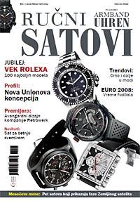 Novi specijalizovani magazin o satovima