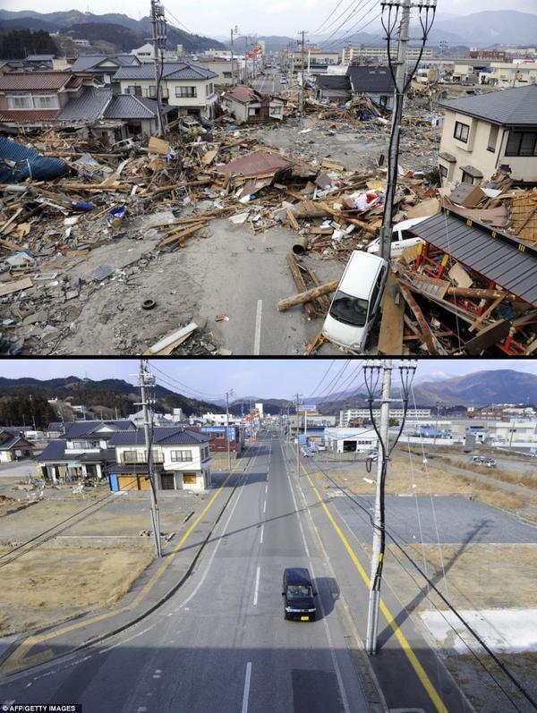 Šta Japanci urade za 11 meseci…