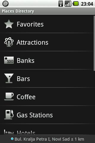 """Places Directory za Android – 988 """"na steroidima"""" u vašem džepu"""