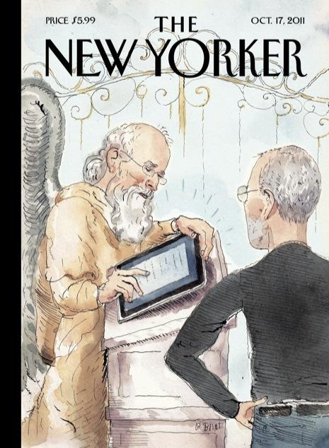 Steve Jobs kod sv. Petra