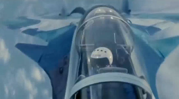 "Sukhoi Su-35 i ruska verzija ""Top Gun""-a"