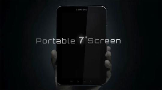 Samsung Galaxy Tab debituje 2. septembra