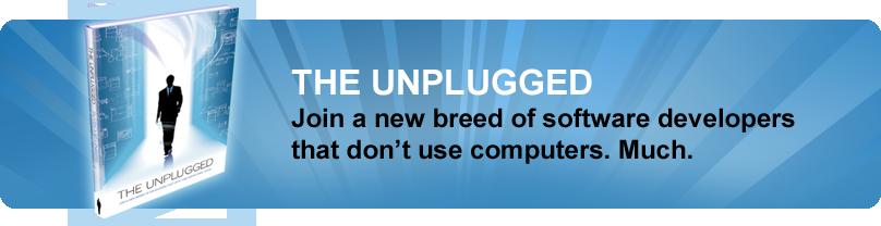 Razvoj softvera bez računara?!