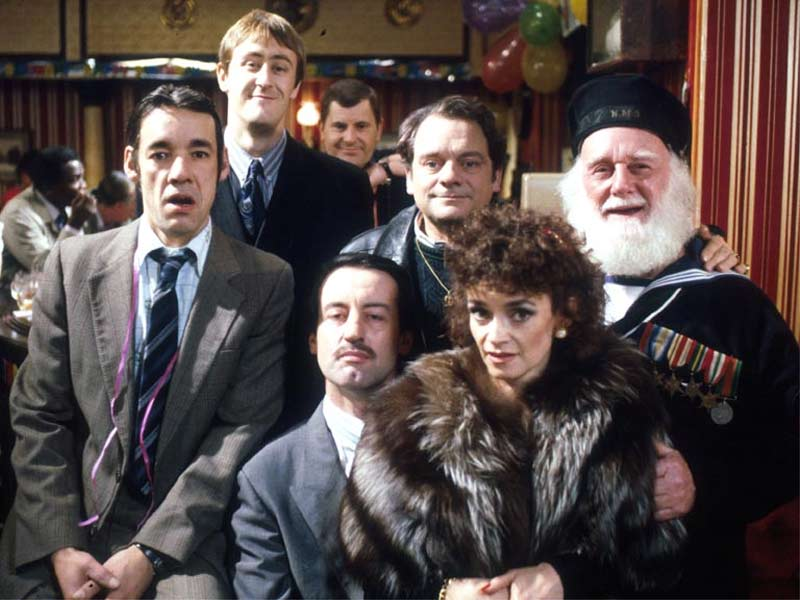 Only Fools and Horses – If you say during the war!