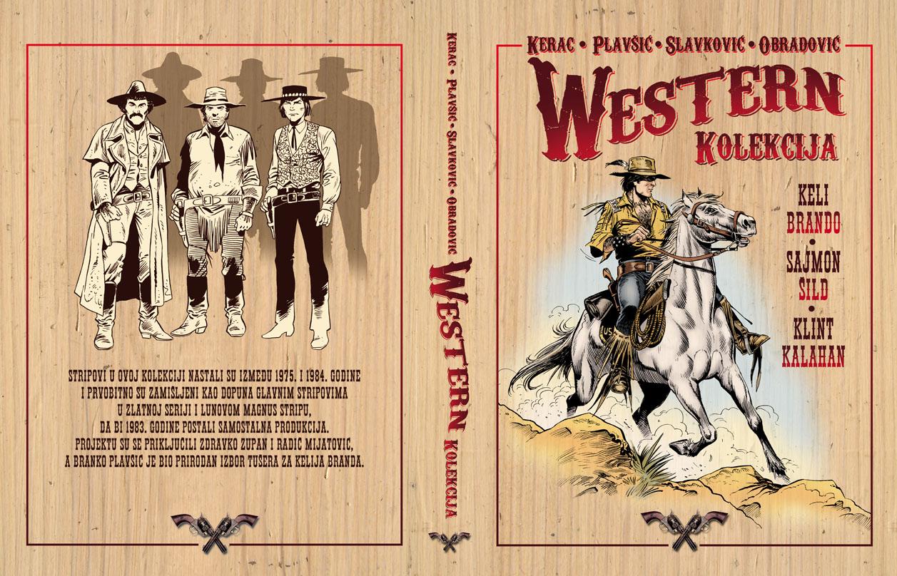"""Western kolekcija"" – vestern naš nasušni"