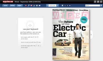 Kako besplatno čitati najsvežije svetske magazine? II deo