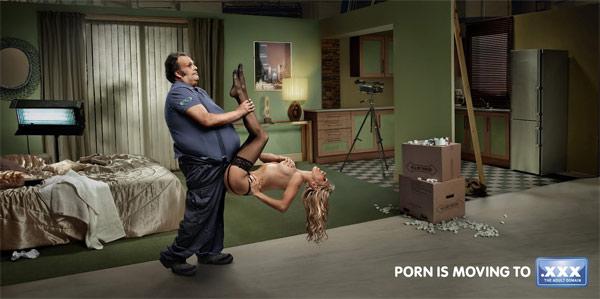 Šaljive reklame za .xxx domen