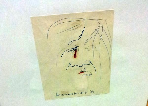 Izložba Mikinih crteža