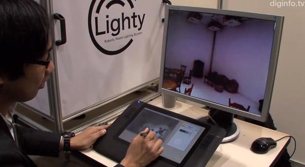 Kontrola ambijentalnog svetla računarom