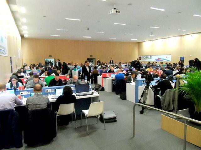 Iz prve ruke: Media Village na MWC 2013