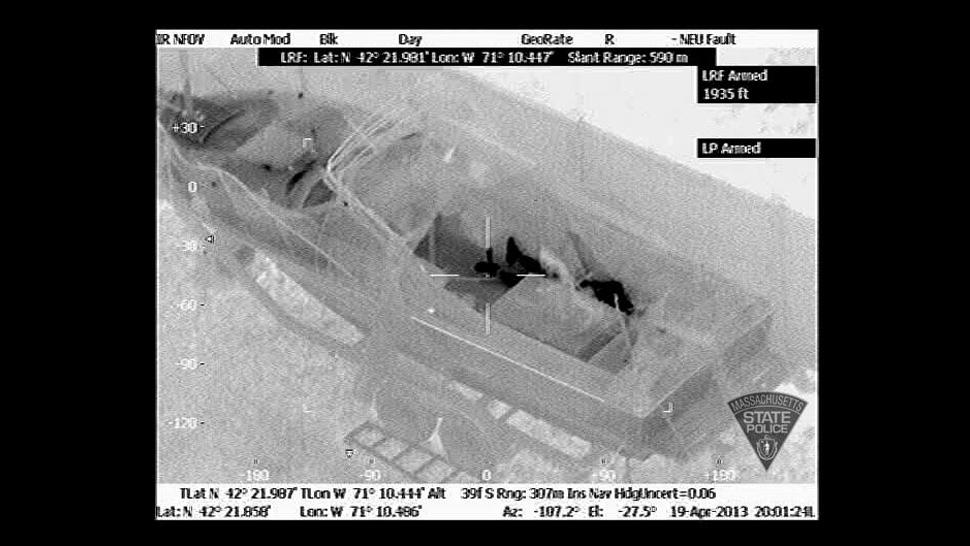 Termovizijskom kamerom do teroriste