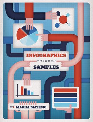 "E-knjiga ""Infographics Through Samples"""
