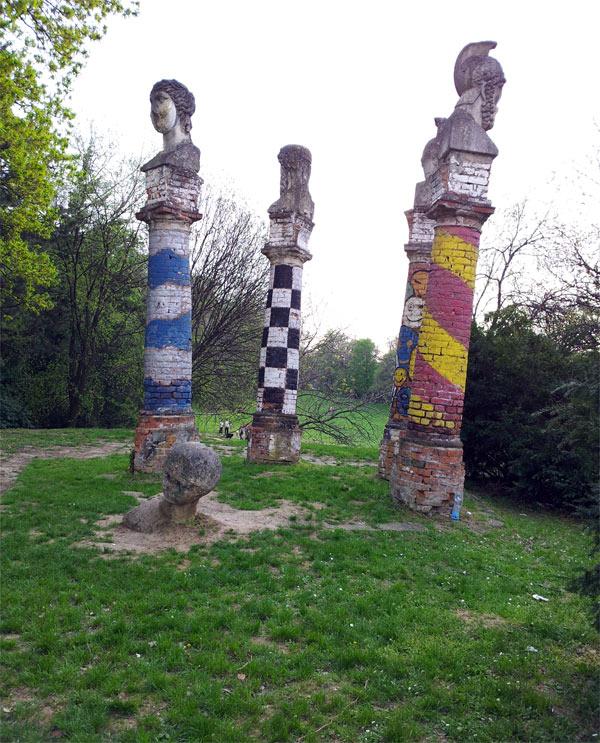 """Kamenički park i """"5 glava"""""""