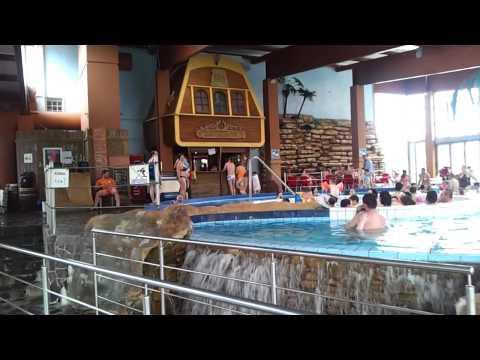 Aquapark Žusterna – kupanje i rekreacija 365 dana u godini