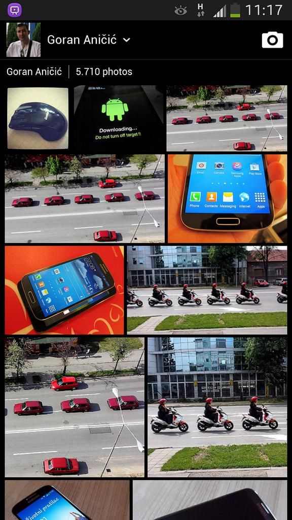 Samsung Galaxy S4 – Foto funkcije Drama Shot, Sound&Shot, Animated Shot u praksi