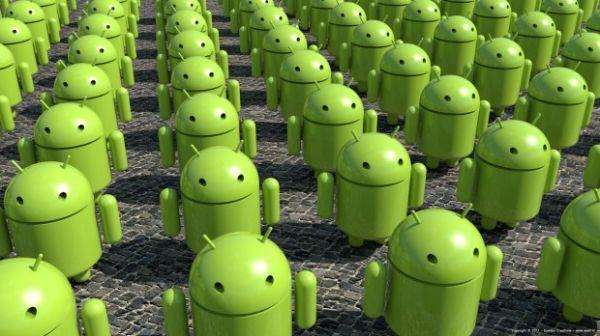 Vreme dominacije Androida