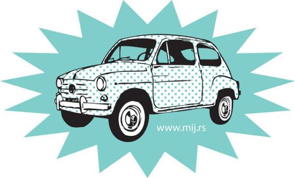 Fića - Fiat 850