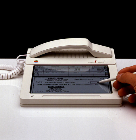 "Apple ""iPhone"" prototip iz 1984."