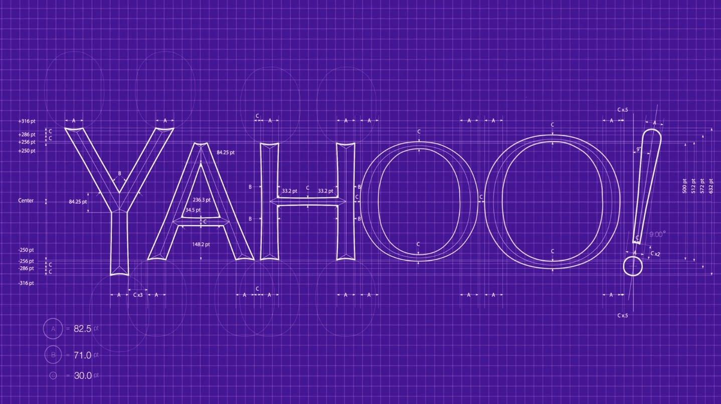 Kako je nastao novi Yahoo logo