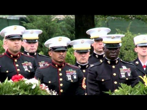 Marinci širom sveta slave 238. rođendan