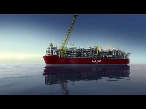 Prelude – porinut najveći brod na svetu ikada