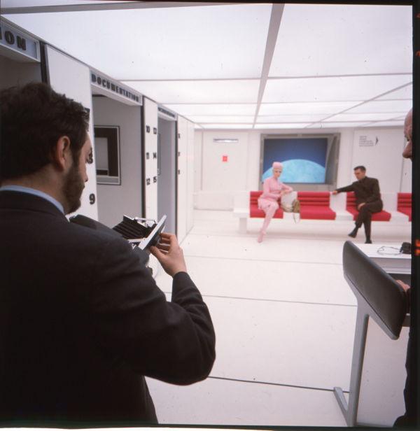 2001: A SPACE ODYSSEY – Iza scene sa Stenlijem Kjubrikom
