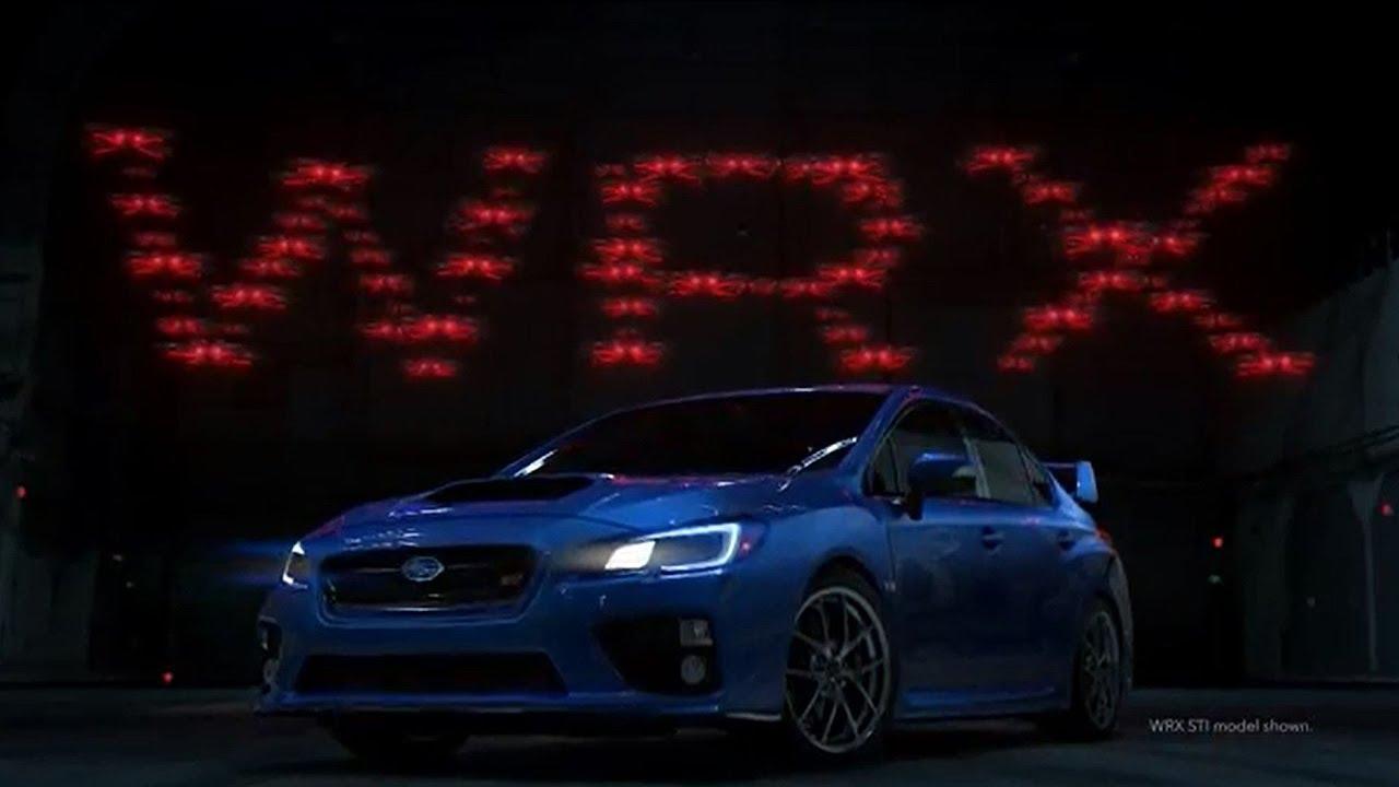 Novi Subaru WRX i dronovi