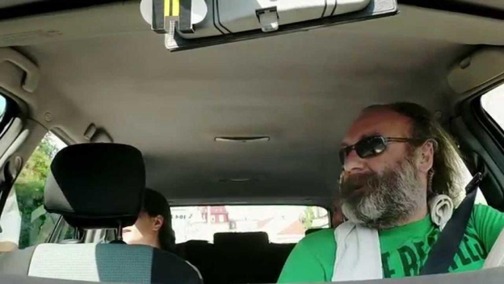 """Drama u taksiju"""