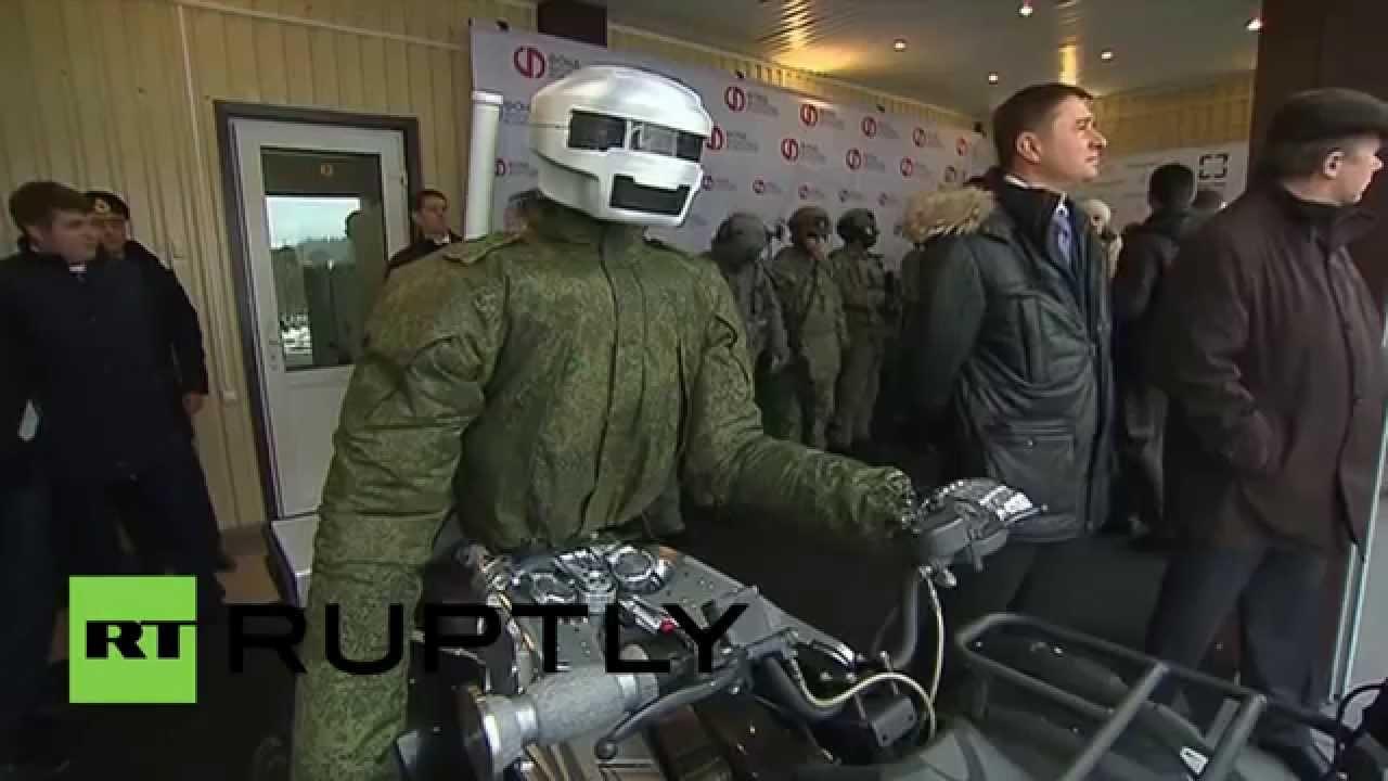 Ruski android robot zvani Avatar