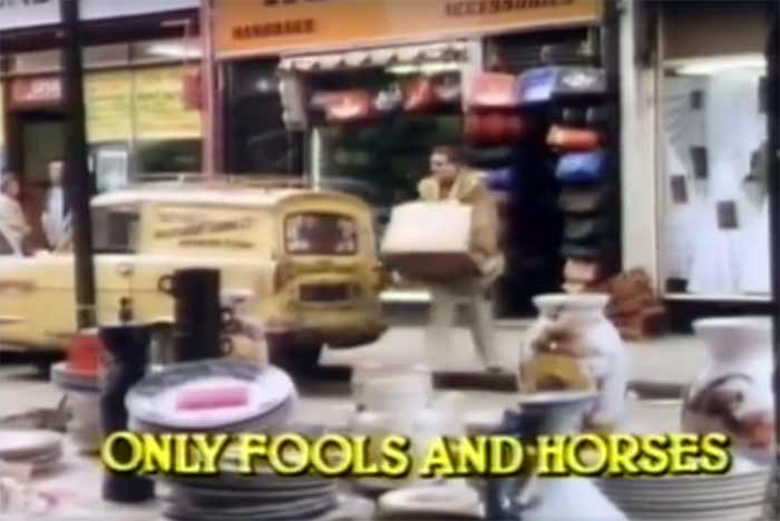 """Only Fools and Horses"" Trejler"