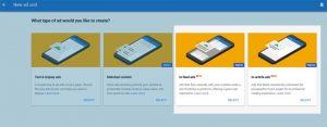 Novi tipovi reklama u AdSense native ads beta programu
