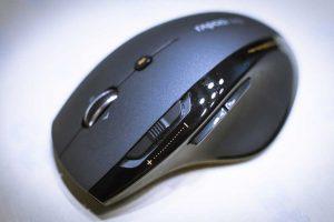Review: Rapoo 7800P – laserski bežični miš