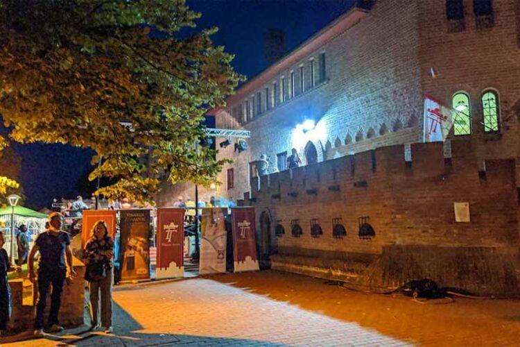 Novi tvrđava teatar, vila Stanković, Čortanovci